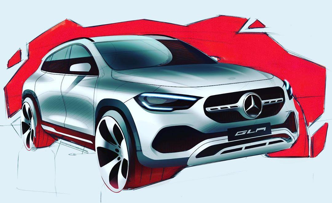 2020 Mercedes GLA II 51