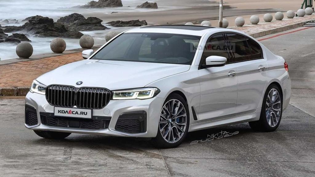 2020 - [BMW] Série 5 restylée [G30] - Page 3 Bmw-5-11