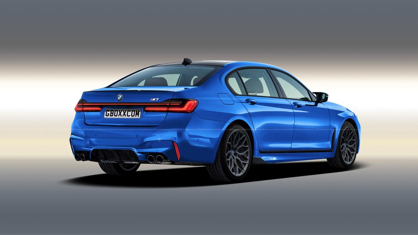2019 - [BMW] Série 7 restylée  - Page 12 Bmw-m710