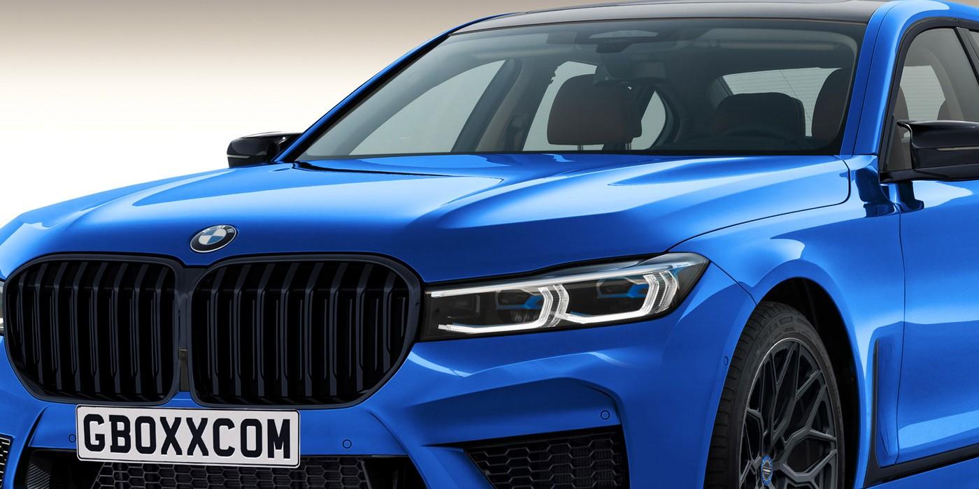 2019 - [BMW] Série 7 restylée  - Page 12 Bmw-m711