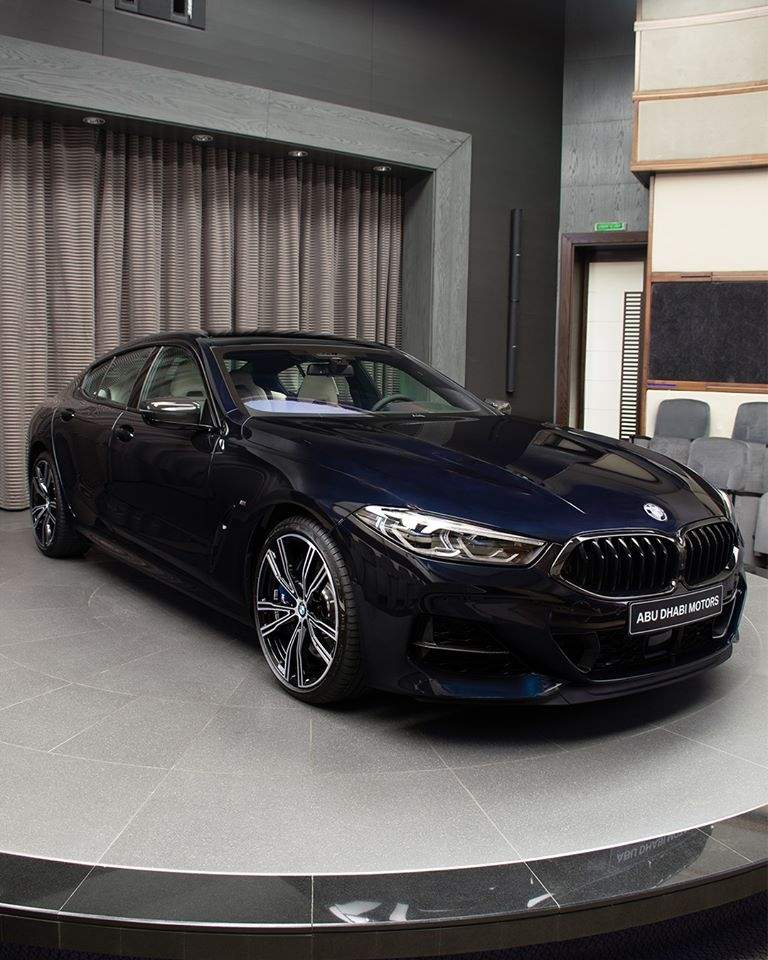 2019 - [BMW] Série 8 Gran Coupé [G16] - Page 7 Bmw-m821