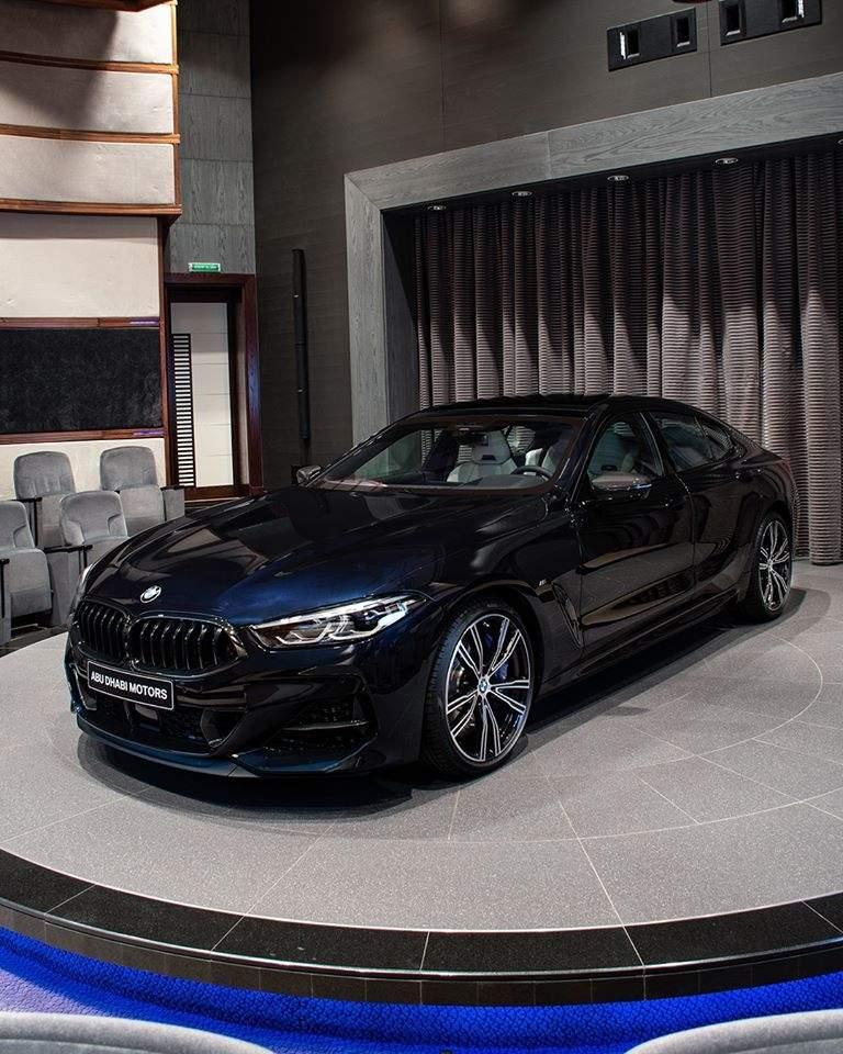2019 - [BMW] Série 8 Gran Coupé [G16] - Page 7 Bmw-m822