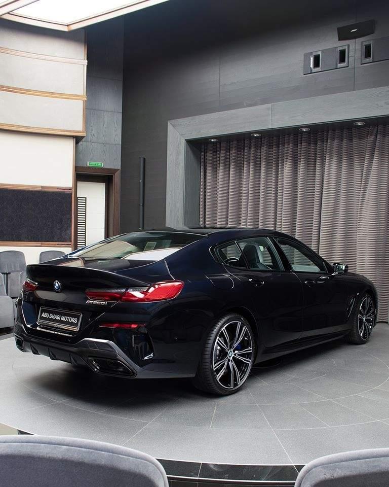 2019 - [BMW] Série 8 Gran Coupé [G16] - Page 7 Bmw-m823