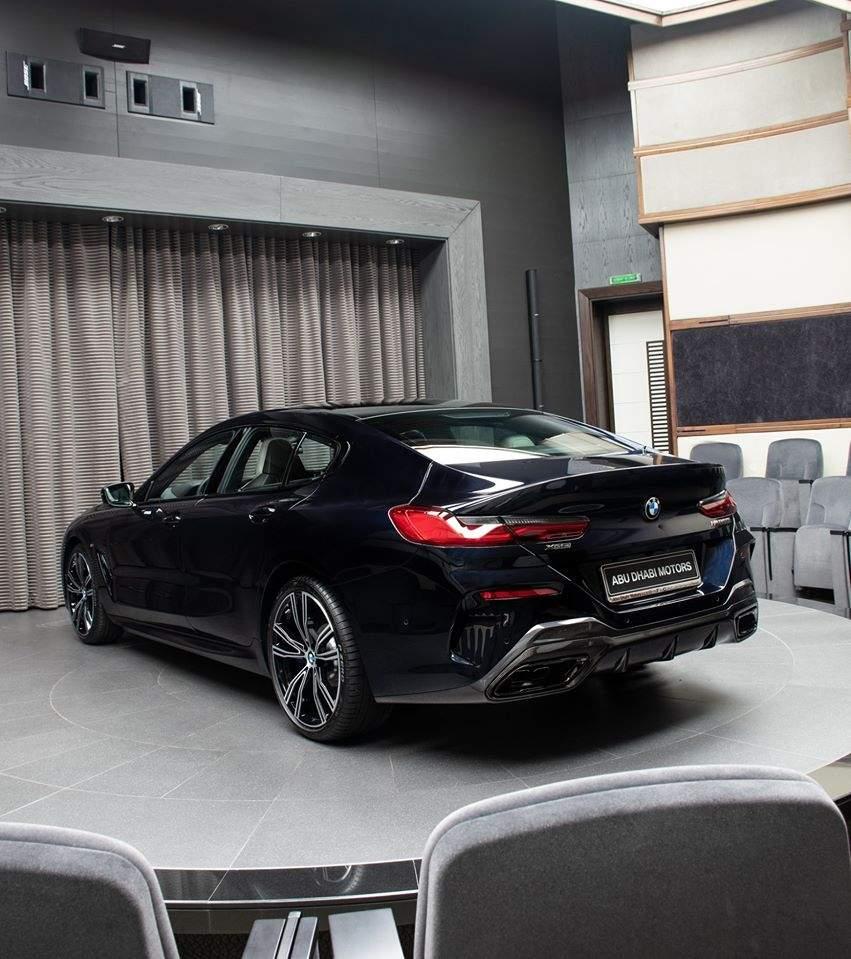 2019 - [BMW] Série 8 Gran Coupé [G16] - Page 7 Bmw-m824