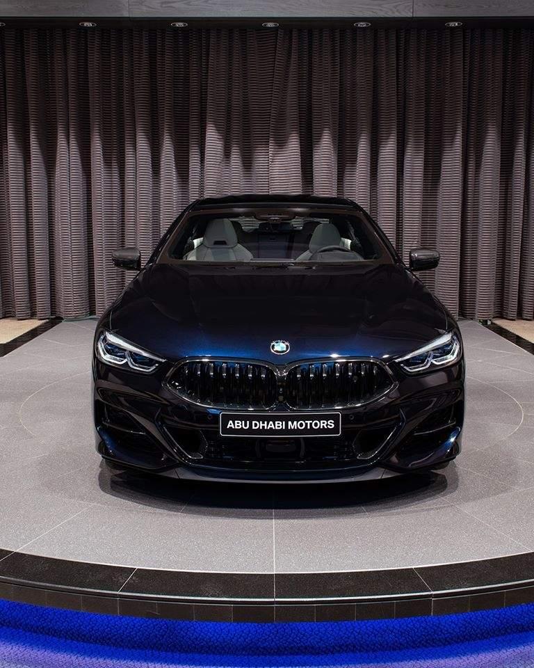 2019 - [BMW] Série 8 Gran Coupé [G16] - Page 7 Bmw-m825
