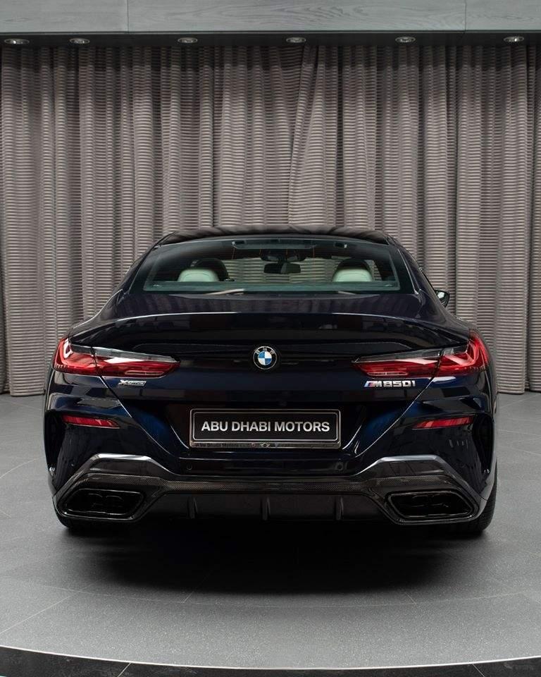 2019 - [BMW] Série 8 Gran Coupé [G16] - Page 7 Bmw-m826