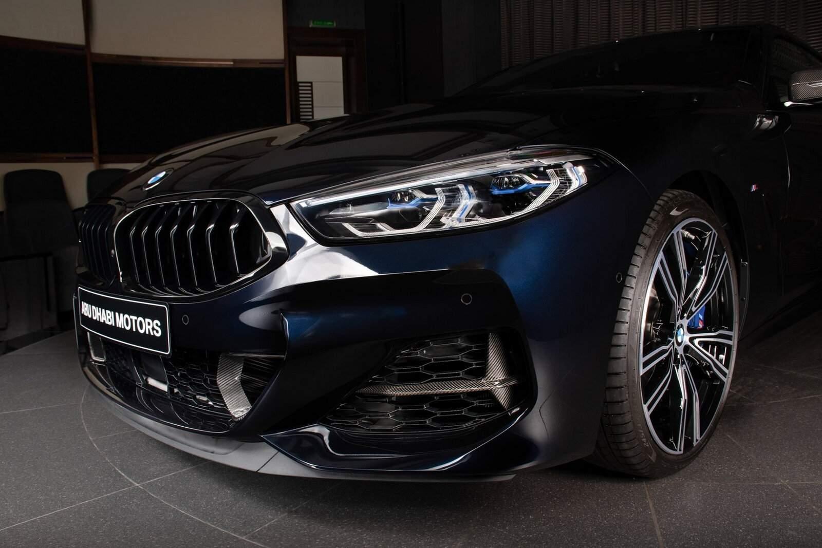 2019 - [BMW] Série 8 Gran Coupé [G16] - Page 7 Bmw-m830