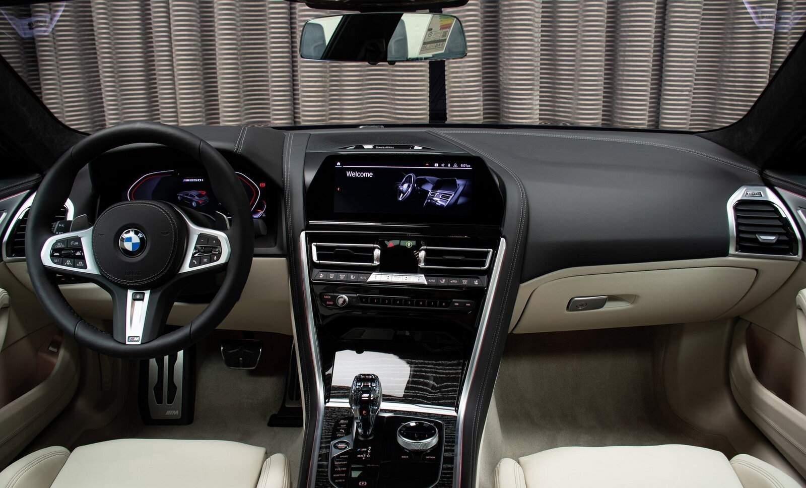 2019 - [BMW] Série 8 Gran Coupé [G16] - Page 7 Bmw-m831