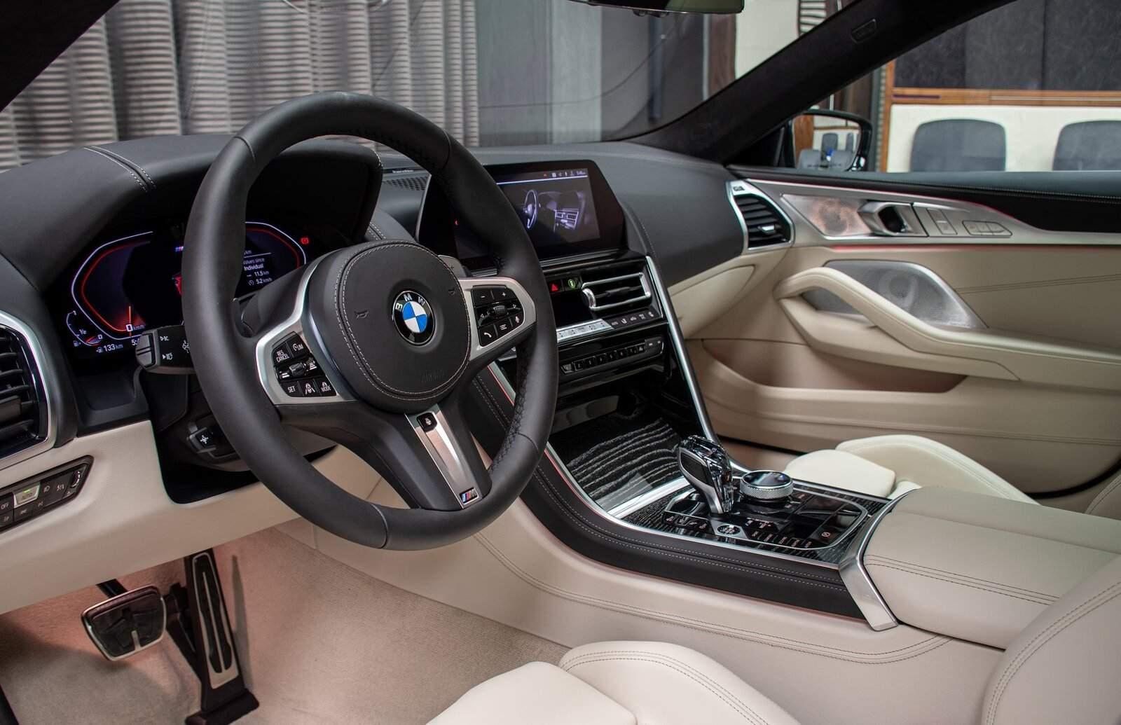 2019 - [BMW] Série 8 Gran Coupé [G16] - Page 7 Bmw-m833