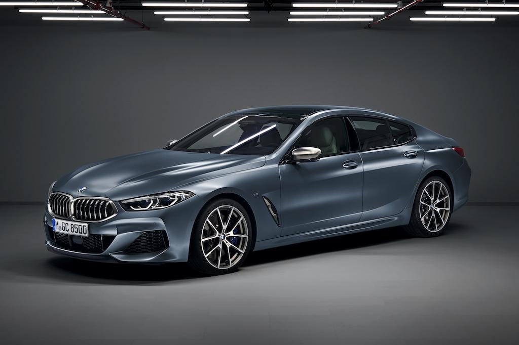 2019 - [BMW] Série 8 Gran Coupé [G16] - Page 5 Bmw_m811