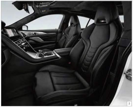 2019 - [BMW] Série 8 Gran Coupé [G16] - Page 4 M_spor10