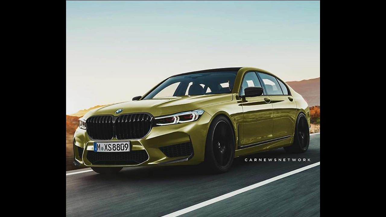 2019 - [BMW] Série 7 restylée  - Page 12 Screen28