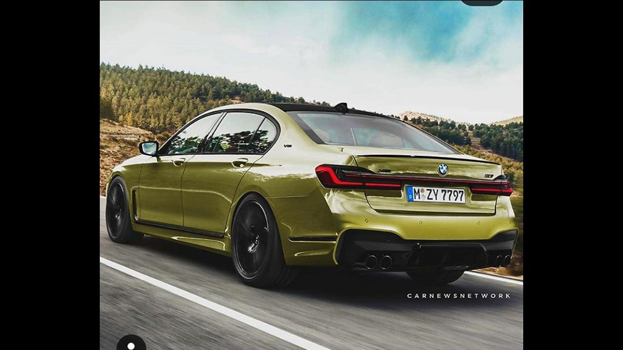 2019 - [BMW] Série 7 restylée  - Page 12 Screen29