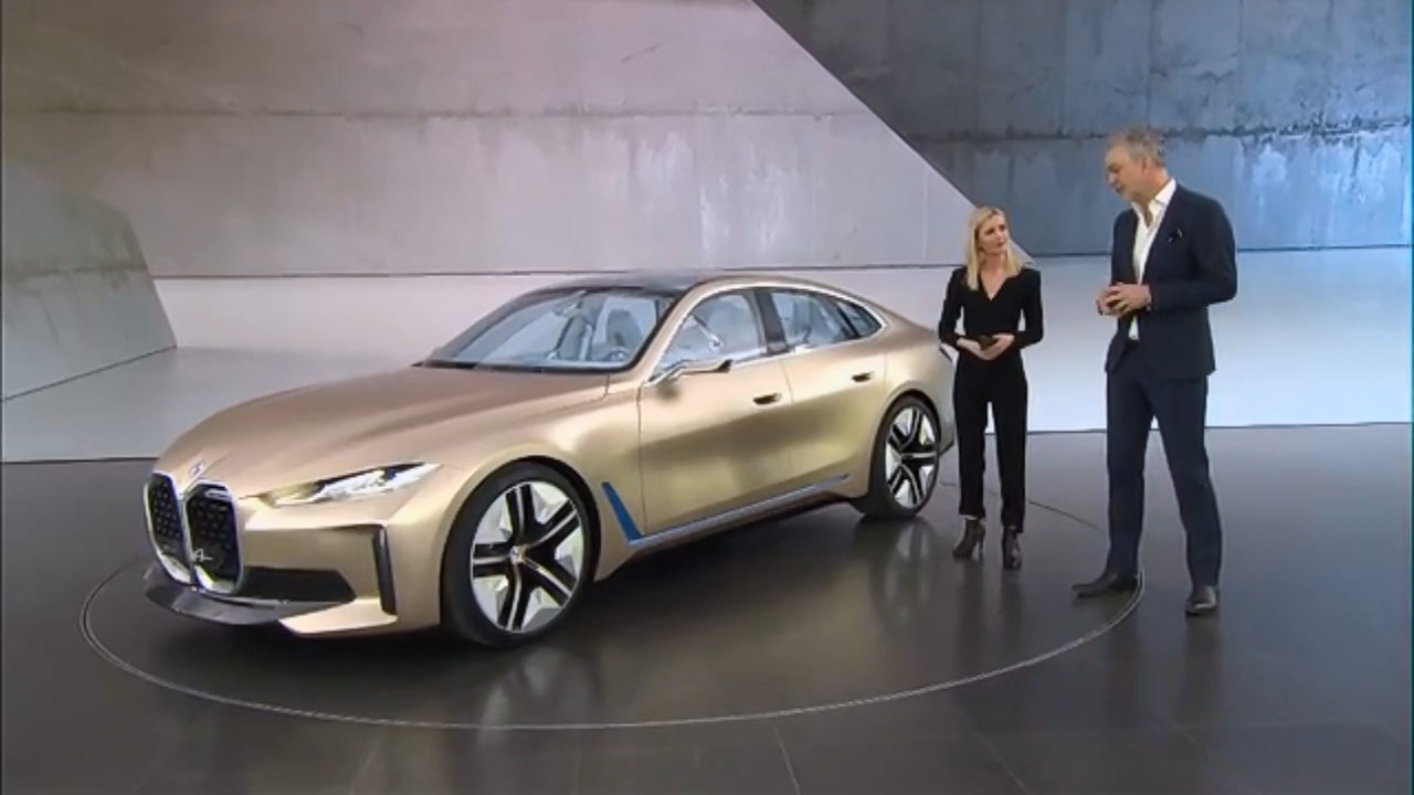 2020 - [BMW] Concept I4 - Page 2 Screen66