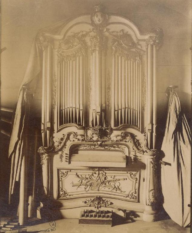 Orgue du grand cabinet Adélaïde - instrument de musique Image_10