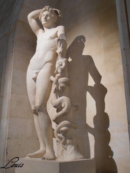 antique - Exposition Versailles et l'Antique (2012)  - Page 3 P2091410