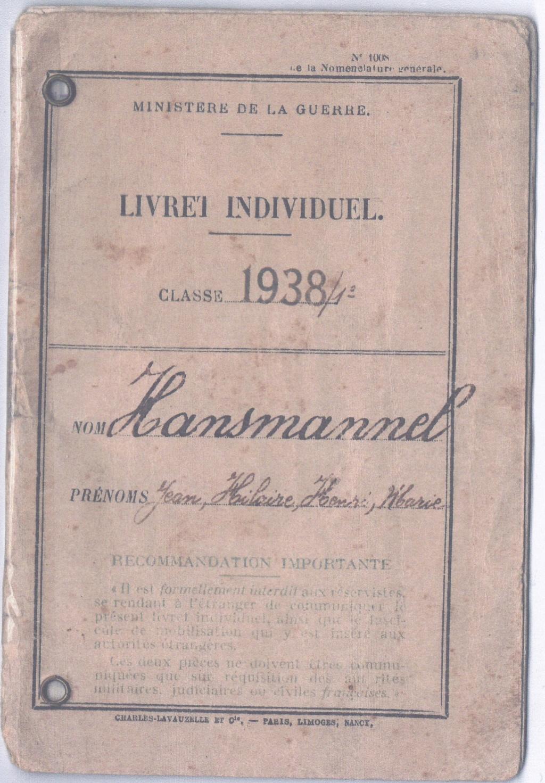 Jean HANSMANNEL, mon vieux pépère s'en est allé  Img_2094