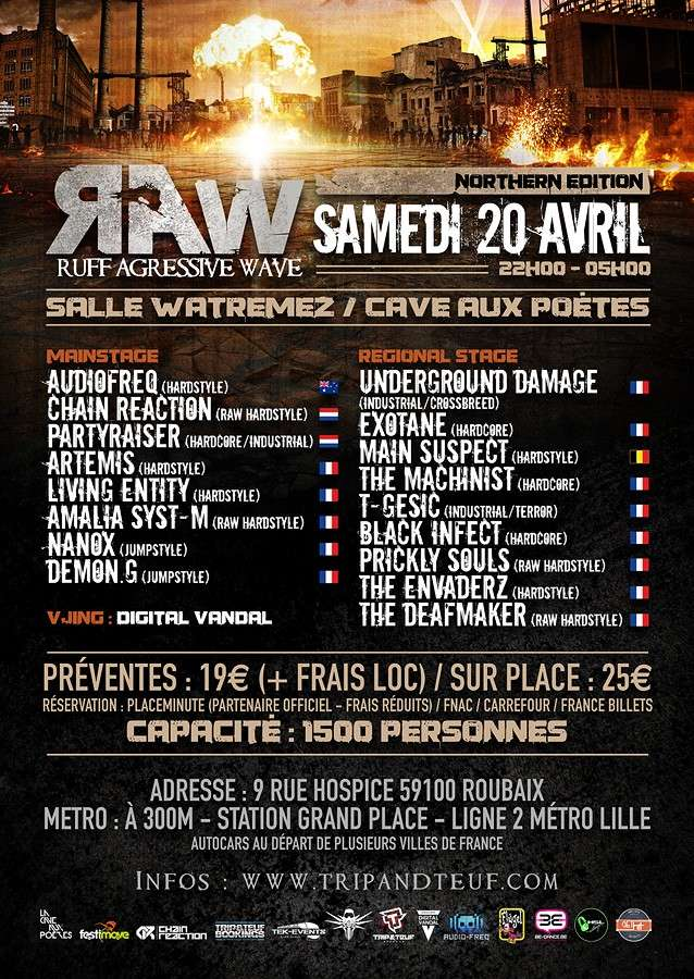 [ Ruff Agressive Wave (R.A.W) - Northern Edition - Samedi 20 Avril 2013 - Roubaix ] Raw-ro17