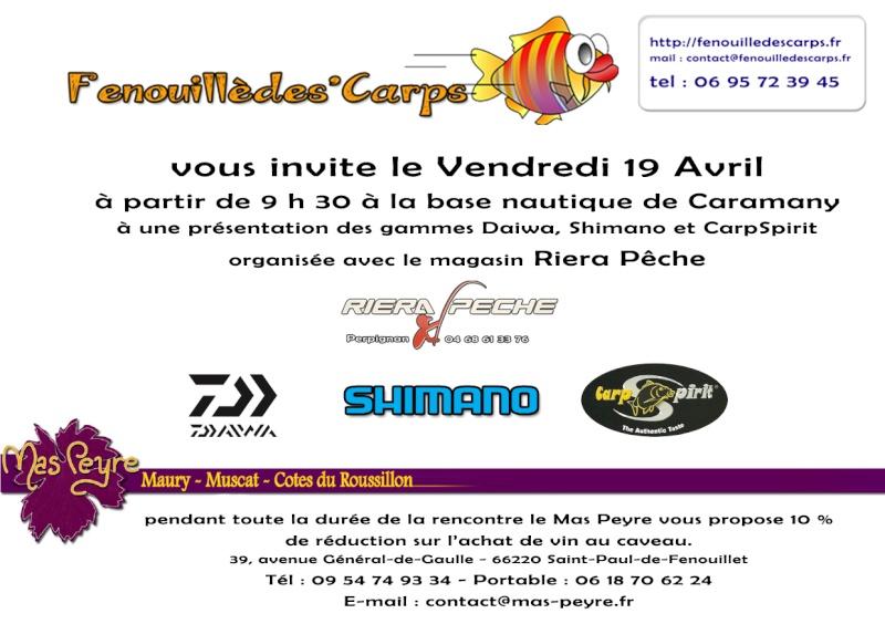 rencontre - enduro Fenouillèdes'Carps du 19 au 21 avril 2013 Invitd11