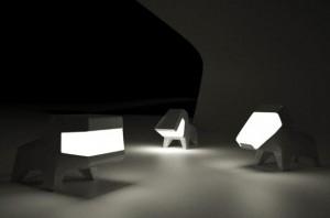 [Lampe] Dog Light - Charles KALPAKIAN 00103