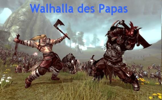 Walhalla des Papa