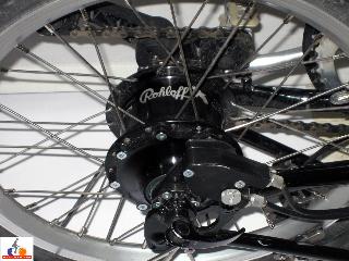 Le Brompton Rohloff arrive aux Vélos Parisiens Brompt10