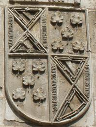 Casa del Cordon, Burgos, Castilla y Leon, Espagne - Page 5 Blason10
