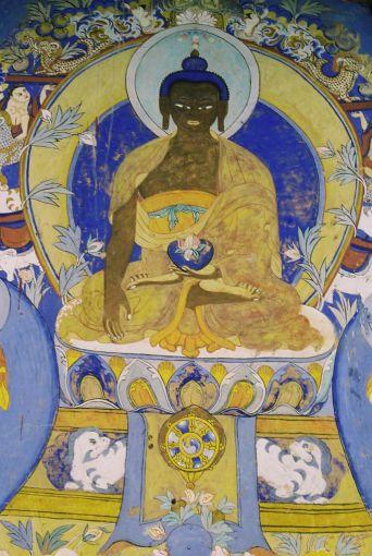 peintures de Bouddhas et Boddhisattvas B_mede11