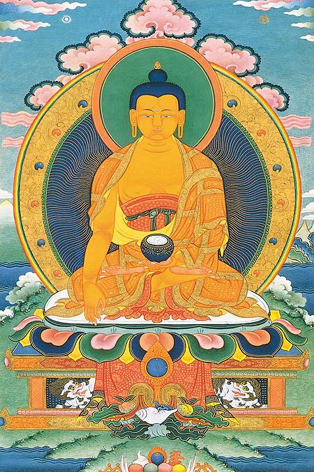 peintures de Bouddhas et Boddhisattvas Bouddh11