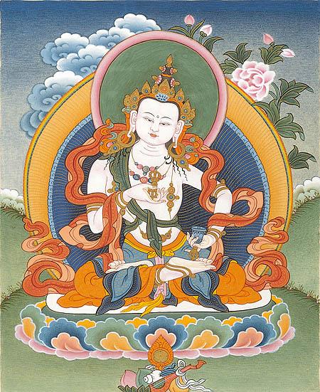 peintures de Bouddhas et Boddhisattvas Vajras10