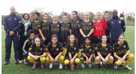 Coupe du Var : Premier titre pour les filles du Sporting  20505810