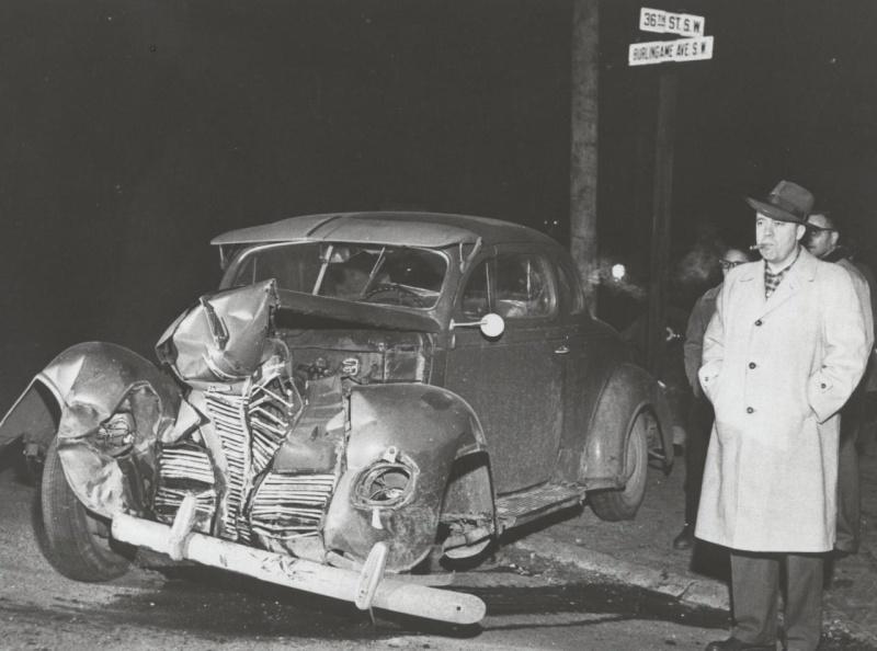photos de voitures et camions accidentés Accide10