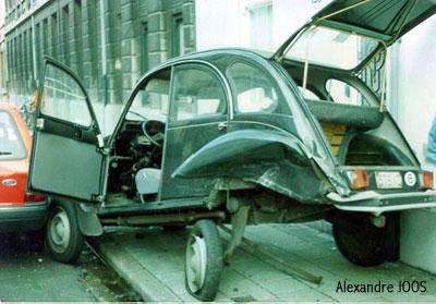 photos de voitures et camions accidentés Roulax12