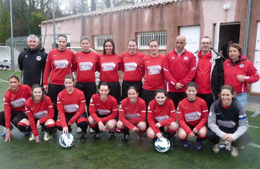 Football Club Féminin Monteux Vaucluse et Monteux foot seniors et jeunes  - Page 2 P1310416