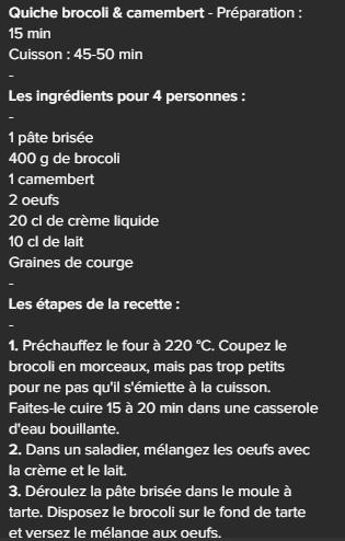Quiche brocolis camembert Cui1_b10
