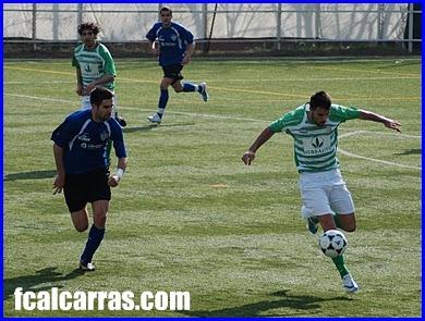 El primer equip s'emporta els tres punts de Cerdanyola Cerdan10