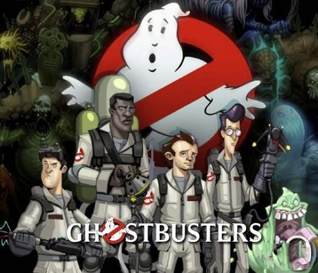 [13/11/09] S.O.S Fantômes: Le Jeu Vidéo (PS2, Wii, DS, PSP) 12234510