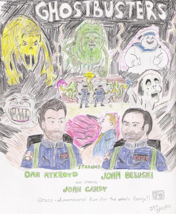 Fan art Ghostbusters - Page 5 12339_10