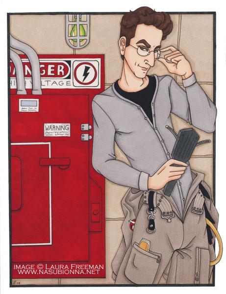 Fan art Ghostbusters - Page 6 Egonpi10