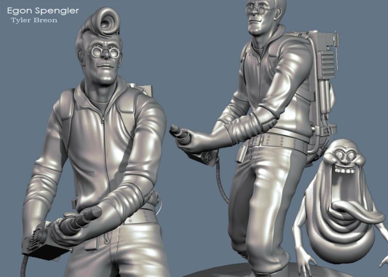 Fan art Ghostbusters - Page 5 Image010