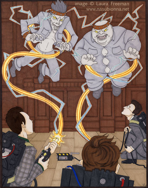 Fan art Ghostbusters - Page 6 Scolar10