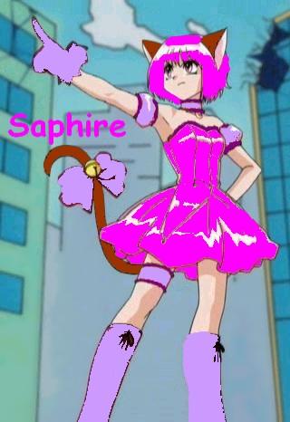 mew mew Aiken Saphir10