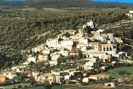 Le village où je suis né: SIMIANE LA ROTONDE (04) Simian10