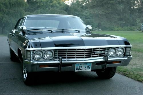 Les personnages Impala10