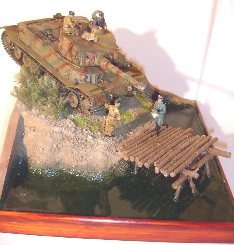 """GB """" Panzer 1946"""" Gauche10"""