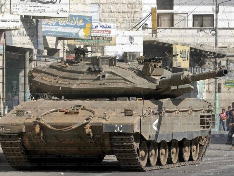 MERKAVA  Mk IV  IDF - Page 2 Merk4_10
