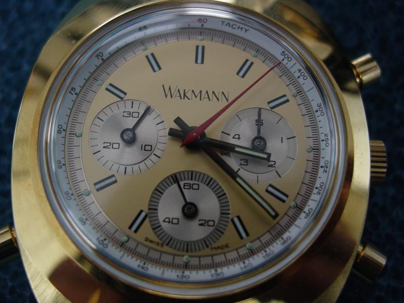 Revue : deux chrono flyback Wakmann des année 1970 310