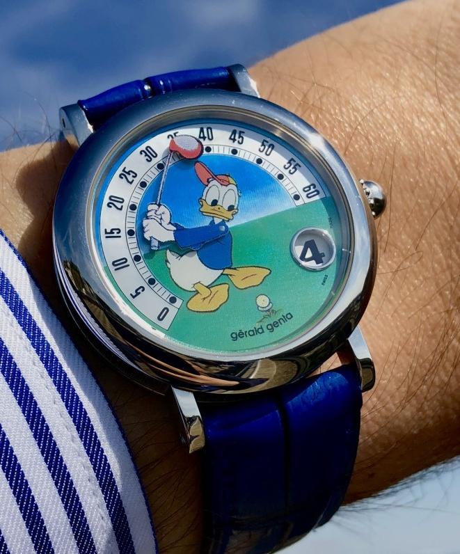 Votre montre la plus attachante... Donald10