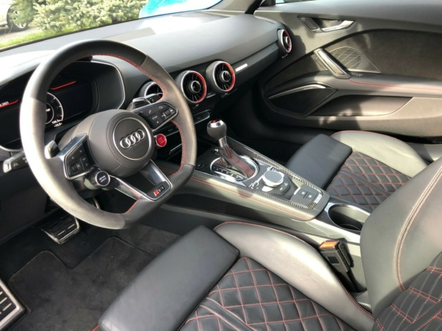 Audi TT RS - 2016 - Noir mythic Audi10