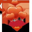 Decoratie van Valentijnsdag voor je forum! 13607012